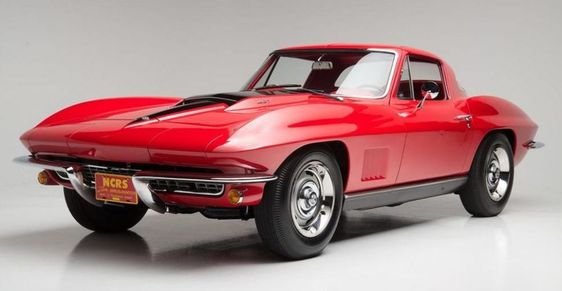 Four-Links – copied Corvette, fuel-cell tractor, cro | Hemmings Daily
