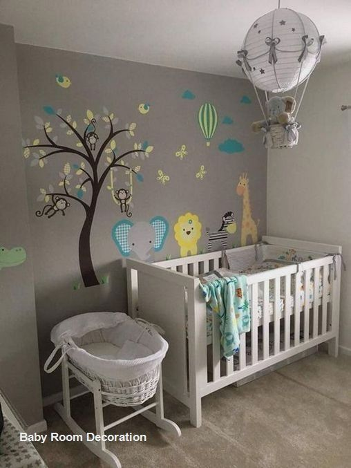 New Baby Room Decoration Ideas Baby Room Decor Baby Boy Rooms Baby Girl Nursery Decor