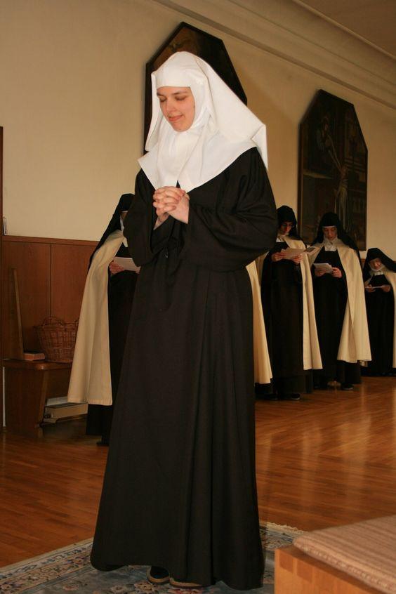 German Discalced Carmelite Nuns Nun and Sisters Pinterest