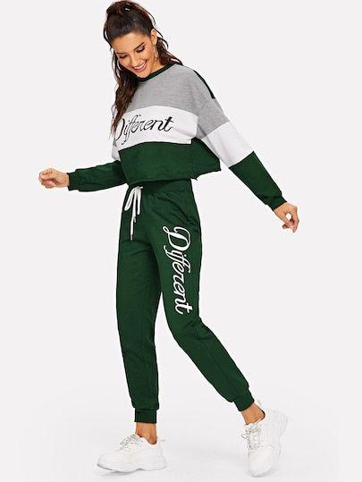 Liquidacion De Stocks Shein Es Sporty Outfits Fashion Pants Fashion