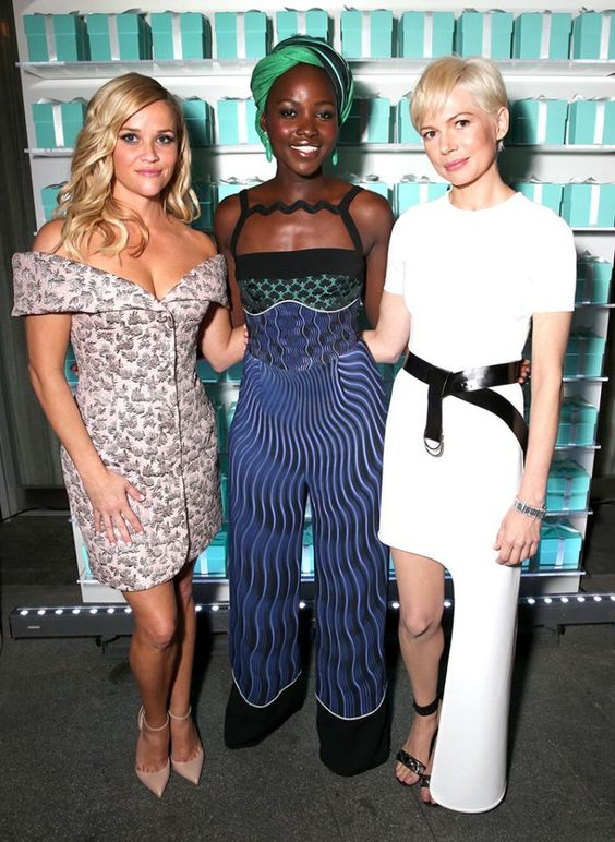 <p>Reese Witherspoon and Michelle Williams were two of the many actors who…
