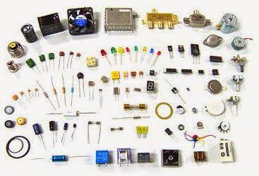 arduten: Componentes electrónicos