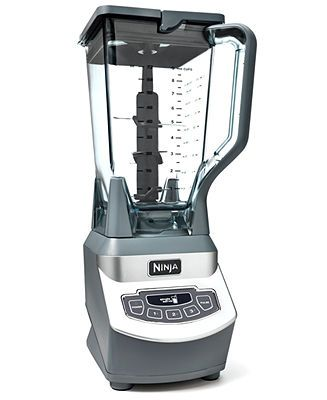 Ninja BL660 Professional Blender with Single-Serve Cups - Electrics - Kitchen - Macy's