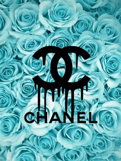 Most popular tags for this image include: chanel, wallpaper, blue and rose