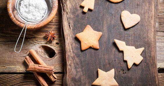 Mit diesem Teig können Sie nichts falsch machen, denn damit können Sie mindestens fünf verschiedene süße Kekssorten herstellen