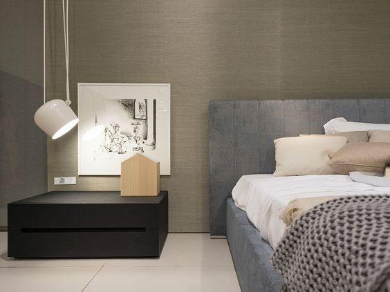 lampada a sospensione per la camera da letto 11 | camere da letto ... - Lampadario Sospensione Camera Da Letto