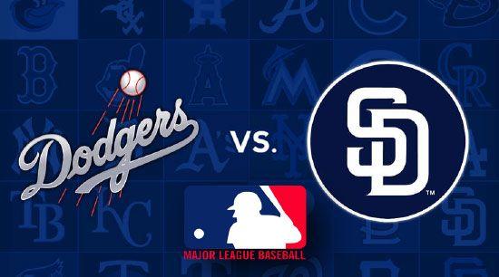 San Diego Padres Vs Los Angeles Dodgers San Diego Padres Los Angeles Dodgers Padres