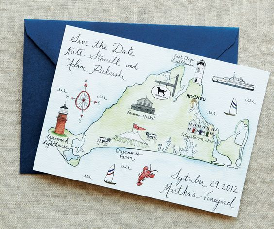 Save The Date, Maps And Hand Drawn On Pinterest