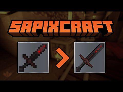 Sapixcraft In 2021 Texture Packs Texture All Minecraft