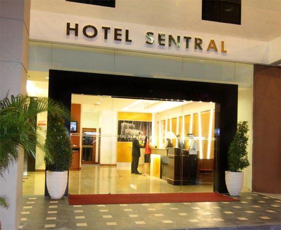 Hotel Sentral Kuala Lumpur Brickfields Malaysia