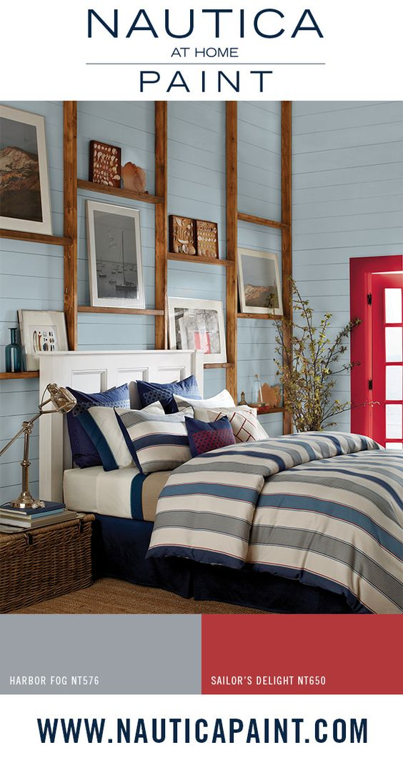 Designer Tip The Color Blue Creates A Sense Of Peace