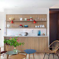 Une cuisine industrielle chic - Marie Claire Maison