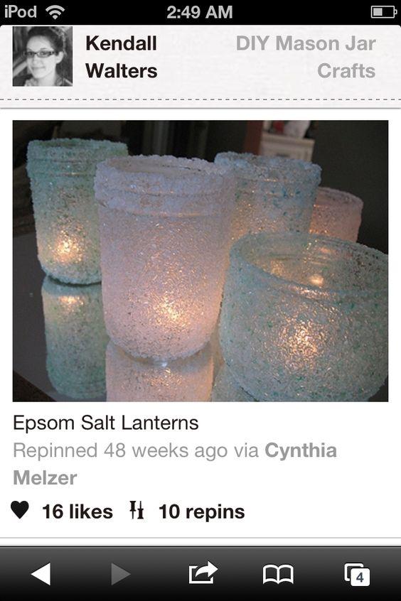 Salted jar
