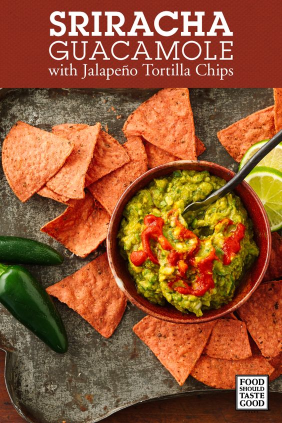 nice twist on the classic appetizer with spicy Sriracha and plenty ...