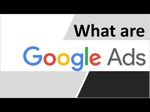 Google Ads For Beginners Part 1 What Are Google Ads How Do They