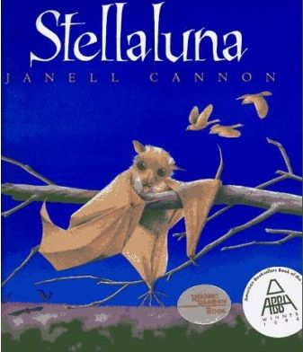 Stellaluna Activity Booklet with coloring pages, connect the dots, and comprehension questions.