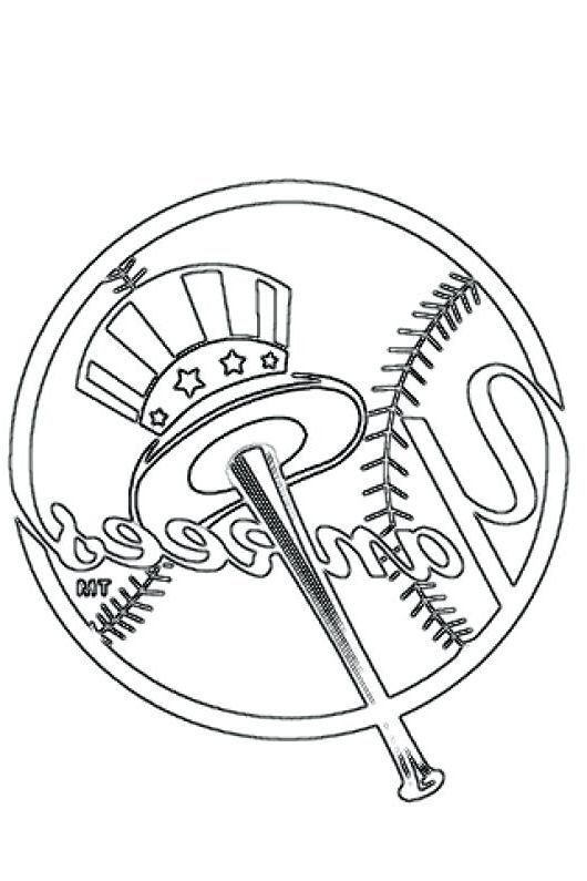 New York Yankees Coloring Pages New York Yankees Coloring With Images In 2020 New York Yankees Coloring Pages Coloring Pages For Kids