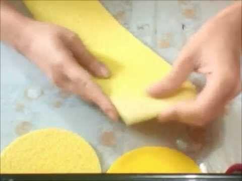 Como fazer um Porta Trecos em EVA Menina na Caixinha - YouTube