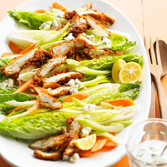 Blue cheese dressing chicken recipes