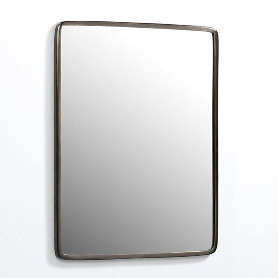Miroir Kyriel pour dressing AM.PM : prix, avis & notation, livraison. Le miroir pour dressing Kyriel. Dos en MDF. Platine pour fixation murale. Dim. L.37 x H.52 cm.(Visserie non fournie) Le dressing Kyriel est un système de rangement modulable à souhait, esthétique et pratique, conçu pour s'adapter à tous les espaces et à tous les styles.