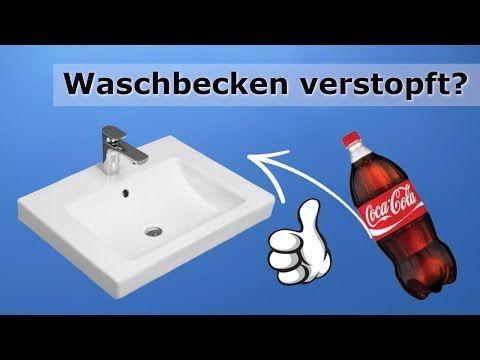 Waschbecken Verstopft Was Nun Eine Pet Flasche Hilft Youtube