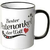 Wandkings Tasse, mit Spruch: Beste Patentante der Welt http://www.amazon.de/gp/product/B00NEZGRGE/ref=as_li_qf_sp_asin_il_tl?ie=UTF8&camp=1638&creative=6742&creativeASIN=B00NEZGRGE&linkCode=as2&tag=httpwwwwandki-21&linkId=5ZKATKKMX6BUN2OK