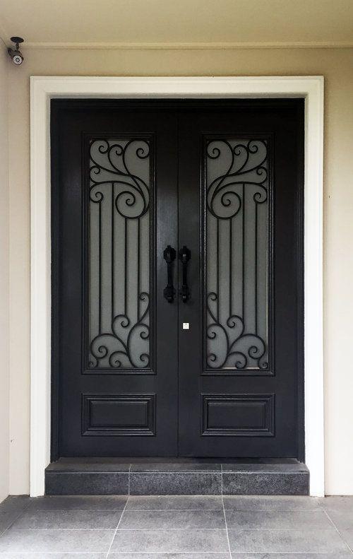 Viterbo Wrought Iron Doors Iron Doors Wrought Iron Gates