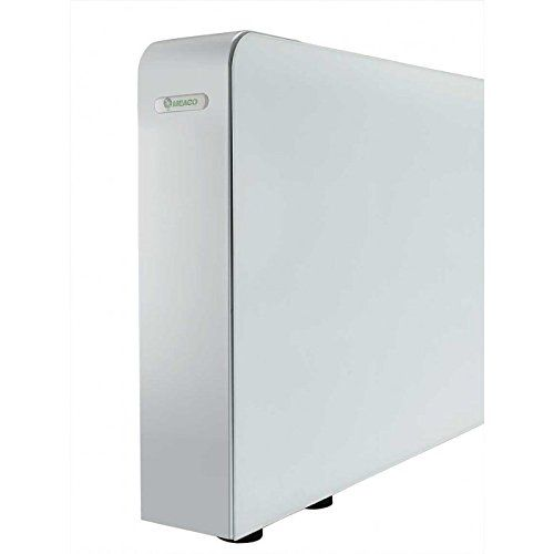 Meacowall 72w Ultra Quiet Wall Mounted Dehumidifier White Drying Room Dehumidifiers Wellness Design