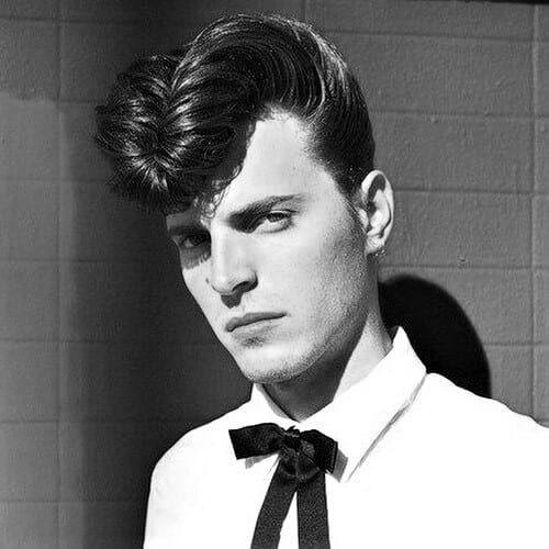 Pin On Retro Mens Hairstyles