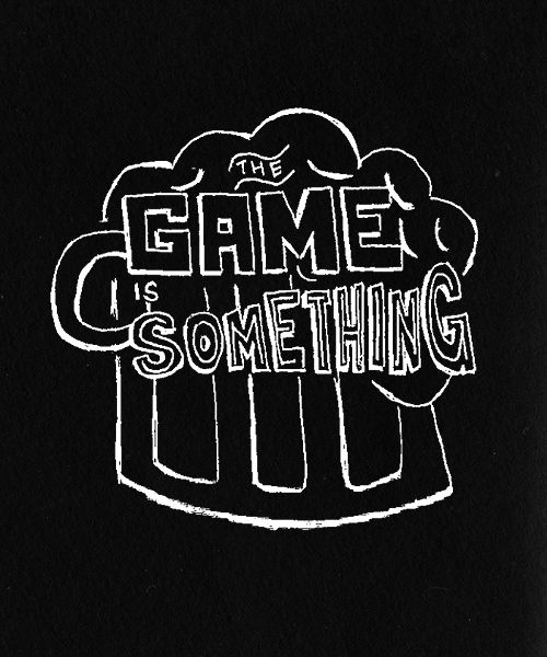 The game is...