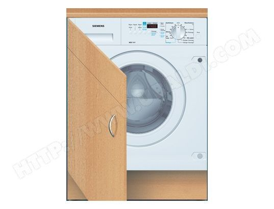 Machine A Laver Encastrable Ikea With Images Ikea Home Appliances Washing Machine