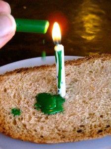 Kindergarten Science: Changing Solids to Liquids