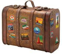 nettoyer une valise en toile nettoyez en passant sur la valise une brosse imbib e d 39 eau ti de. Black Bedroom Furniture Sets. Home Design Ideas