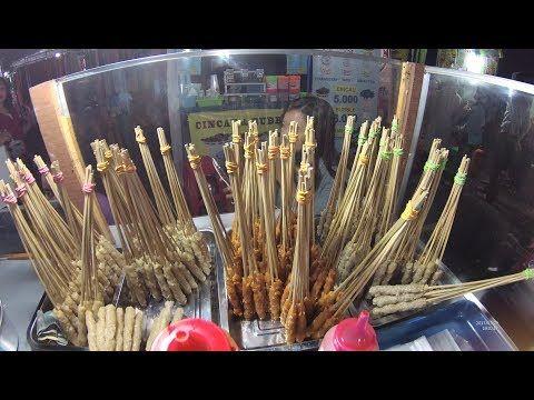 Indonesia Surabaya Street Food 1757 Sempolan Udang Lapangan Kodam Brawijaya Ydxj0545 Youtube Udang Surabaya Resep Masakan
