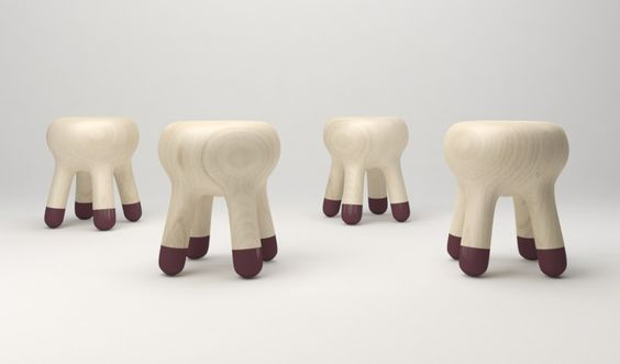 The Mammal Stool  https://ideasdi.com/the-mammal-stool/