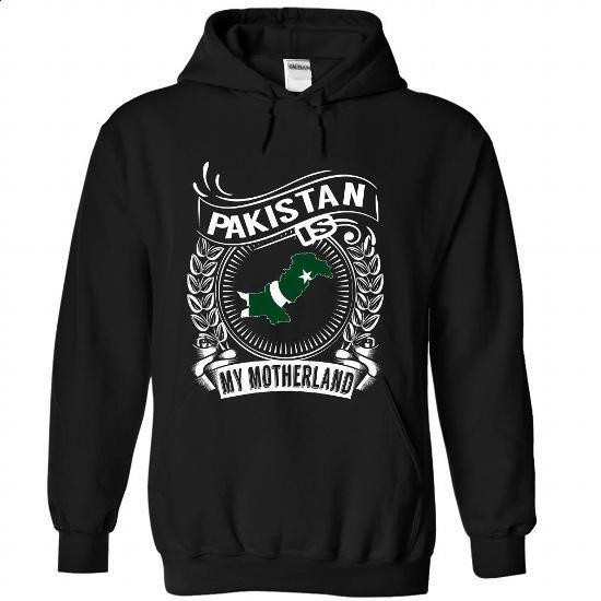 Pakistan is My Motherland (New) - #tshirt redo #pullover hoodie. ORDER NOW => https://www.sunfrog.com/States/Pakistan-is-My-Motherland-New-cxfoltrdcd-Black-Hoodie.html?68278