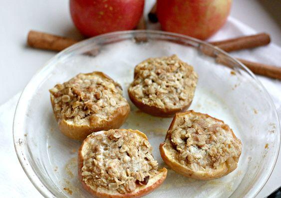 Pegan Apple Crisp