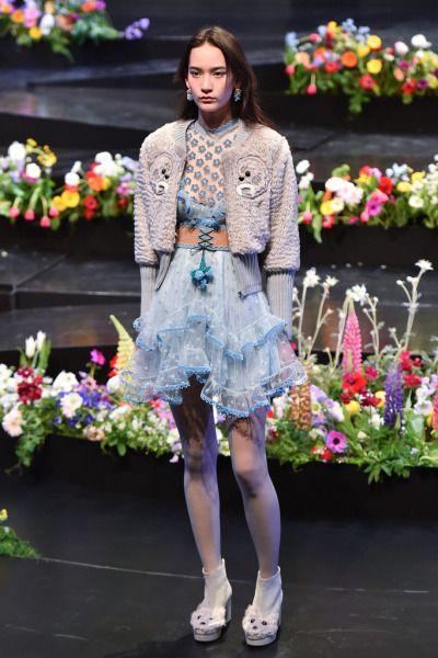 Mercedes Benz Fashion Week TOKYO F/W 2015