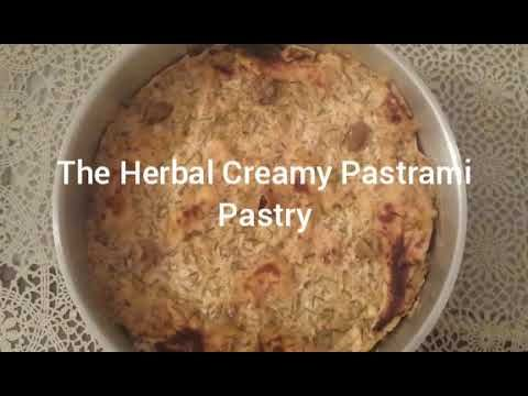 Today S Menu The Easiest Herbal Creamy Pastrami Pastry قائمة إفطار رمضان مع الفطيرة الرهيبة Youtube Low Calorie Recipes Yummy Food Food