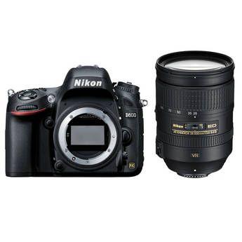 Nikon   D600 Digital SLR Camera with 28-300mm f/3.5-5.6 AF-S ED VR Zoom Lens