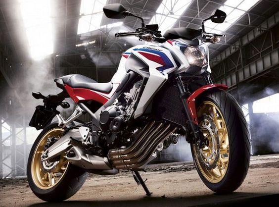 2014 Honda CB650F Wallpaper