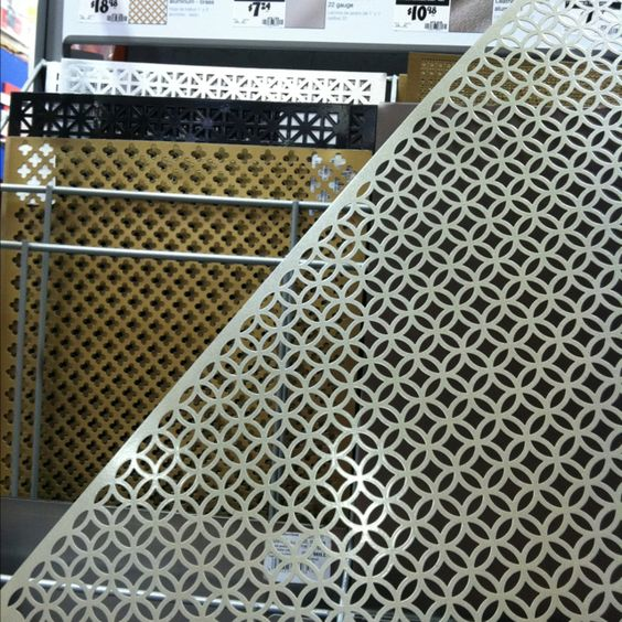 Decorative Metal Sheets On Sale At Home Depot So Many