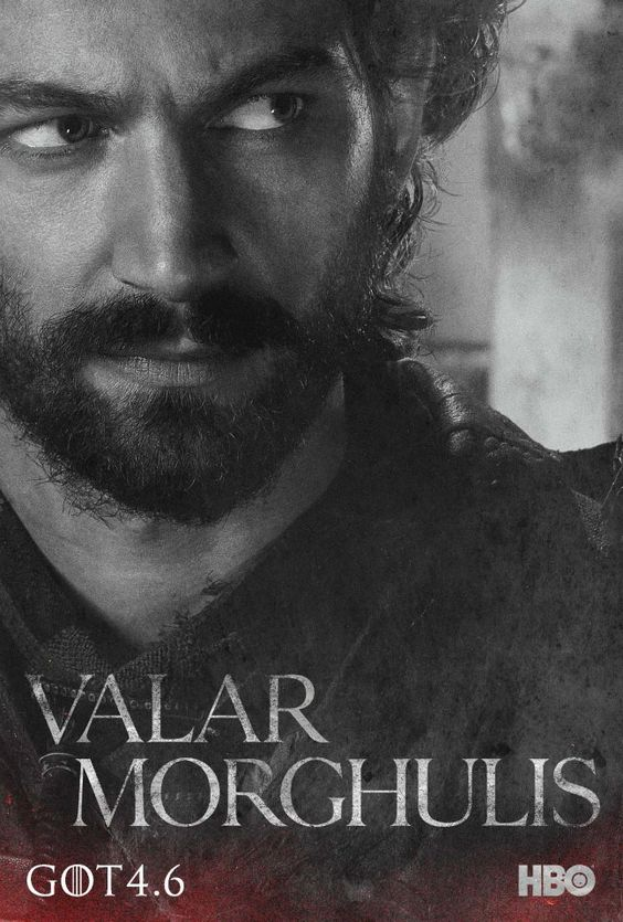Daario Naharis Game Of Thrones Season 4