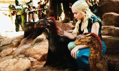 dragons #got