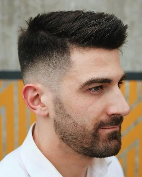 Short Textured Quiff Easy To Style Mens Haircut Video Mens Haircuts Short Mens Hairstyles Short Haircuts For Men