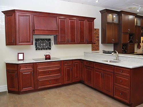 The Hudson A Wolf Classic Kitchen Display At Our Newly Remodeled Mansfield Ma Design Showroom