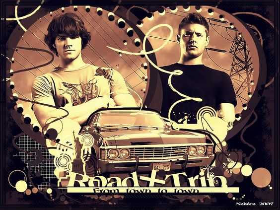 #J2AppreciationDay, #SPNFamily, #J2sday. @jarpad & @JensenAckles, tthank you for this gift - SPN!