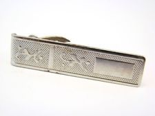 Vintage Silver Tone Tie Clip             $10.00    End Date:  Apr-05 21:37   Buy It Now for only: US $10.00  Buy it now         Add to watch list      http://www.ebay.com/itm/Vintage-Silver-Tone-Tie-Clip-/131448486040?pt=LH_DefaultDomain_0&hash=item1e9af0b898