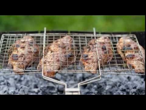 طريقة شوي السمك على الفحم Food
