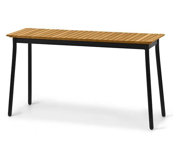 Schmaler Gartentisch Ca 137 X 43 Cm Online Bestellen Bei Tchibo 391530 Gartentisch Schmaler Tisch Konsolen Tisch